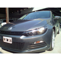 Scirocco 1.4 Tsi Mt Gris Oscuro 2012 Km Reales! Antic Y Cuo