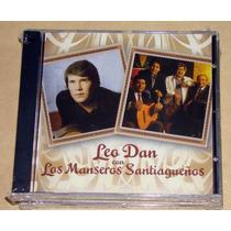 Leo Dan Con Los Manseros Santiagueños Cd Nuevo Sellado