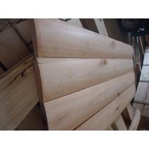 Oferta Machimbre Cabañero- Simil Tronco Eucaliptus Grandis