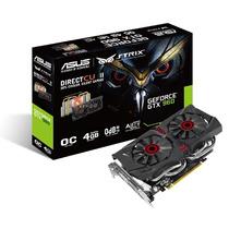 Asus Nvidia Geforce Gtx 960 Strix Oc 4gb Gddr 5 - Tricubo