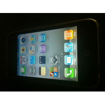 Iphone 3gs 16gb Negro!! Con Bateria Nueva!!!