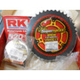 Kit Transmision Honda Nx 400 Falcon 40 15 C Oring Supersprox