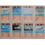 Mazo Cartas Cromy Juego Naipes Vintage Super Triunfo Aviones