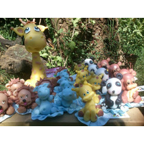 Souvenirs De Animalitos En Porcelana Fria