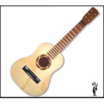 Guitarra Criolla De Juguete Madera Numero 6 Oferta