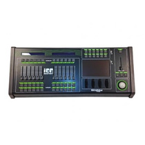 Consola Controlador Dmx Ion Master 4 Universos Exp. A 6 Univ