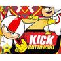 Kit Imprimible Candy Bar Kick Buttowski Golosinas
