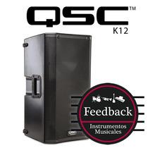 Qsc K12 - Bafle Activo Potenciado 1000 Watts