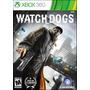 Xbx 360 Juego Original Watch Dogs Nuevos Sellados!!