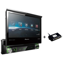 Estereo 2din Dvd Pioneer Avh7550 7 Touch + Modulo Tv Digital
