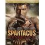 Spartacus - Tercera Temporada Completa - 4 Dvds - Nuevo