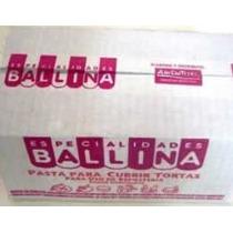 Pasta Ballina O Carmela Coral X 3kg!
