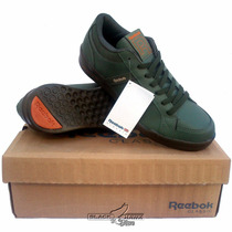 Zapatillas Reebok Court Sleek 3d Ultralite Oliva
