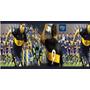 Guardas Autoadhesivas Muresco De Boca Juniors