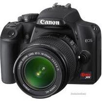 Camara Digital Reflex Canon Rebel Xs