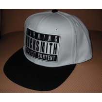 Gorra Rocksmith Snapback Skate Punk Rock Hip Hop Rap Nba