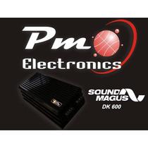 Potencia Soundmagus Dk600 600rms Ideal Woofer Bomber Pilar