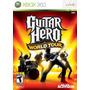 Guitar Hero World Tour Xbox 360 Ntsc Nuevo Sellado Original