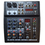Consola Mixer 6 Canales Usb 16fx Efectos Phantom Alma Store