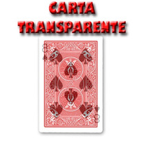 Cartas Transparentes ( Idea De Hofzinser) Fabricada Bicycle
