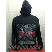 Campera Ac/dc Talle Large (55 Cm X 73 Cm) Big Bang Rock