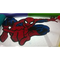 Vinilo Decorativo Hombre Araña Grande Spiderman