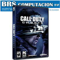 Call Of Duty Ghosts Pc Original Español En Dvd