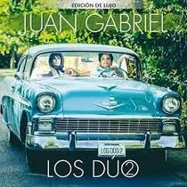 Juan Gabriel - Los Duos 2 (cd)
