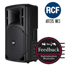 Rcf Art315mk3 - Bafle Monitor 15