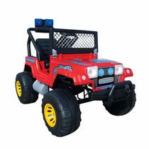 Jeep A Pedal Rodacross Wrangler El Mas Grande