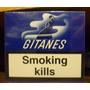 Cigarrillos Gitanes 3 Box De 20 Lleno Sin Filtro