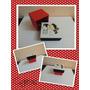 Souvenirs 10 Cajitas De Fibrofacil Personalizadas