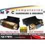 Adaptador Dvi Macho A Vga Hembra Netmak Nm-c15 Contactos Oro