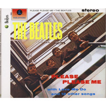Cd The Beatles - Please Please Me ( Digipack ) Remasterizado