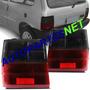 Lente / Acrilico Trasero Fiat Uno 1988 -2004 Fume O Tricolor