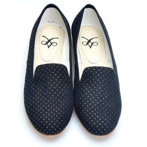 Ballerina Chatitas Mujer Zapatos Bota Almacen De Cueros