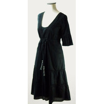 Divino Vestido Esprit-made In Germany-hippie Chic-impecable