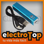 Power Bank Cargador Portatil Usb 2600 Ma Celular Gps Tablets