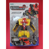 Auto Warriors Transformers