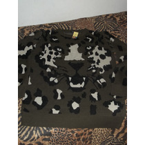 Sweater Pullover Para Calza Tigre - Animal Print