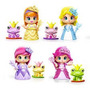 Muñecas Pin Y Pon Original Princesas Con Mascota -original