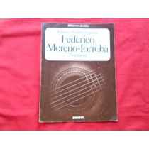 F. Moreno Torroba / Nocturno / Para Guitarra (segovia)
