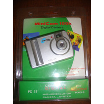 Lote 2 Minicam - Camara Digital Y Webcam