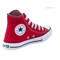 Converse All Star Bota Roja!! Originales