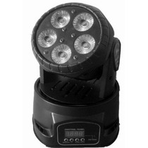 Venetian Vs 9069 Cabezal Movil Led 5x15w Rgbwa Wash Calido