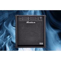Amplificador Roller 100watts Guitarra-bajo-voz-teclado-mp3