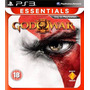 God Of War 3 Ps3 Nuevo Sellado Original Zona 2 Español