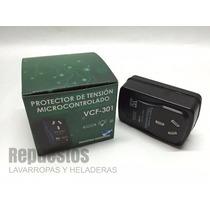 Protector De Tension Microcontrolado Para Electrodomesticos