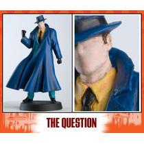 Dc Aguilar Figura De Plomo The Question