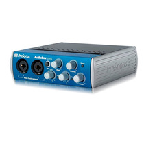 Presonus Audiobox 22 Vsl Interface Placa Sonido Midi